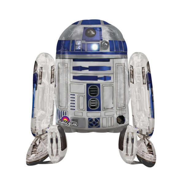 "Folienballon Star Wars - ""R2D2"""