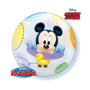 Bubbles Ballon Mick Mouse