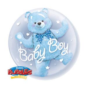 Folienballon Geburtstag / Geburt Junge