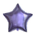 Folienballon Lila - Stern