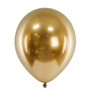 Gold Latexballons 40cm Ø