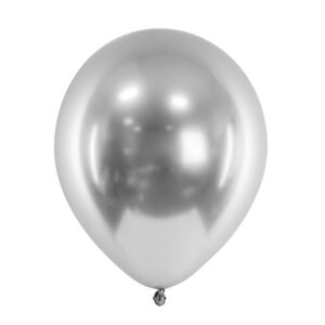 Chrom Latexballons 40cm Ø