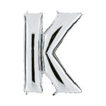 Folienballon Buchstabe K